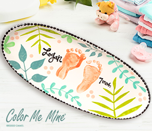 Metro Pointe Tropical Baby Tray